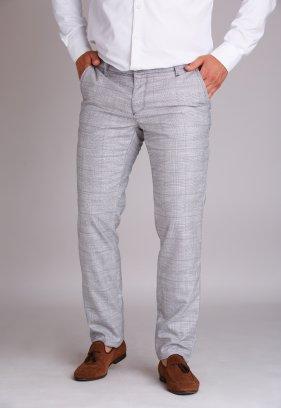 Брюки Trend Collection 3749 Светло-серый