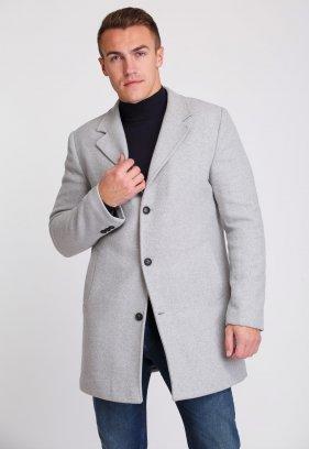 Пальто Trend Collection 553 Светло-серый