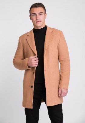 Пальто Trend Collection 553 Кэмел
