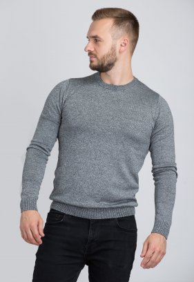 Свитер Trend Collection 77046 Серый