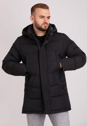 Куртка Trend Collection 9W04 Чорний