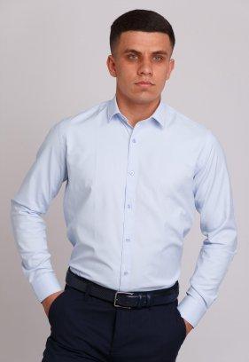 Рубашка Trend Collection 406 Небесный