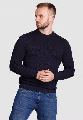 Свитер Trend Collection 5017 Темно-синий