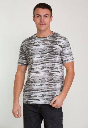 Футболка Trend Collection 8014 Черный+белый