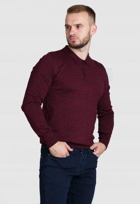 Джемпер Trend Collection 3909 Бордовый