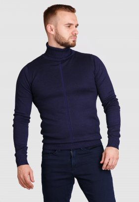 Гольф Trend Collection 3530 Темно-синий