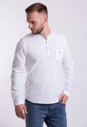 Рубашка Trend Collection U02-1077 Білий