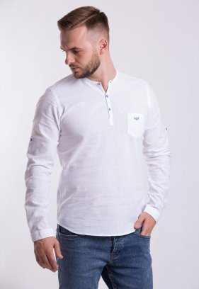 Рубашка Trend Collection U02-1077 Белый