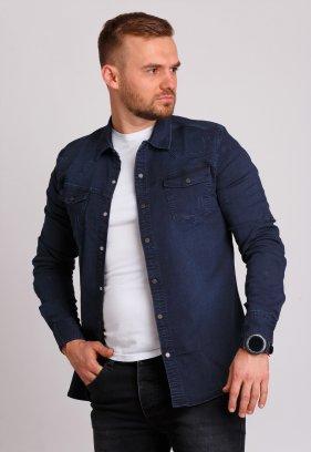 Рубашка Trend Collection 69 Темно-синий