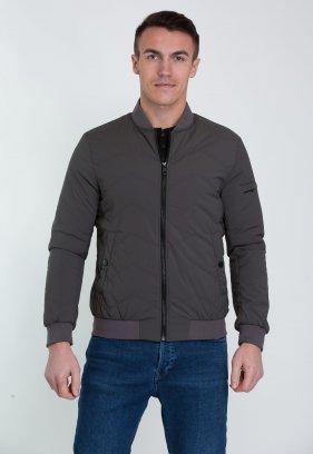 Бомбер Trend Collection 21-87 Серый