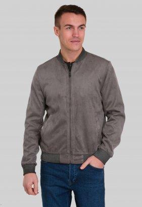 Бомбер Trend Collection 21-183 Серый