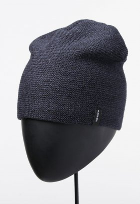 Шапка Trend Collection 70/Z012 Черный + тем.джинс