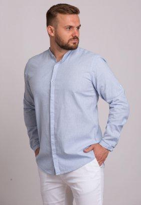 Рубашка Trend Collection 7003 Небесный