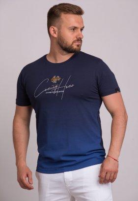 Футболка Trend Collection 8774 Темно-синий
