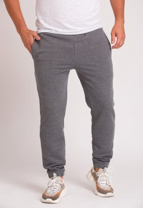 Спорт штаны Trend Collection 73009 Темно-серый