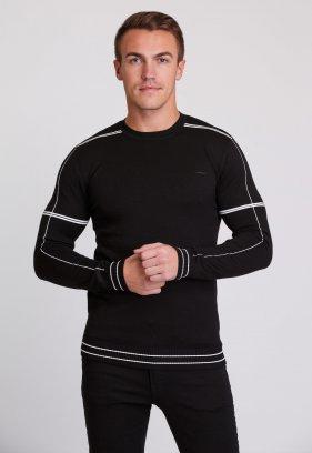 Свитер Trend Collection 201002 Черный