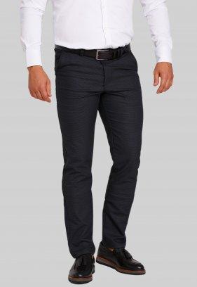 Брюки Trend Collection 20913 Черный + Серый