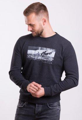 Реглан Trend Collection 3121 темно-серый