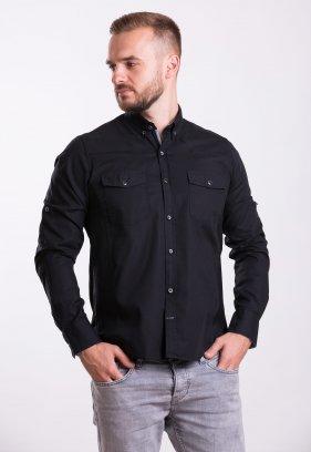 Рубашка TREND COLLECTION 1090 Черный