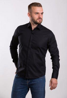 Рубашка Trend Collection 02-308 Черный