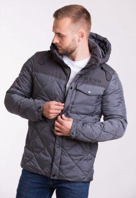 Куртка Trend Collection 19-18 Серый