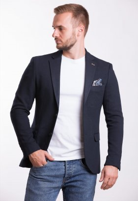 Піджак Trend Collection TJK-011 Синій