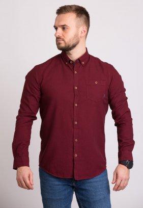 Рубашка Trend Collection 32279 Бордо