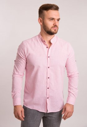 Рубашка TREND Розовый + полоска 1608