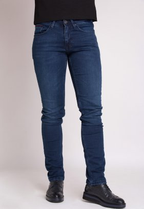 Джинсы Trend Collection 12577 Темно-синий (Laci)