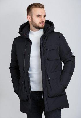 Куртка Trend Collection 19-16 Чорний