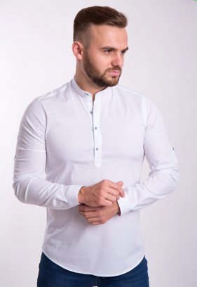 Рубашка Trend Collection U02-1048 Белый