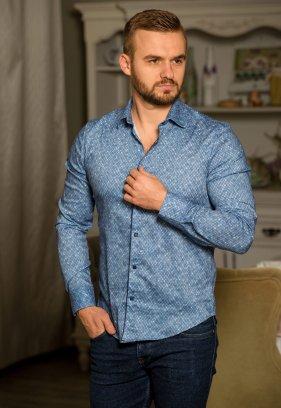 Небесная рубашка Trend