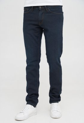 Джинсы Trend Collection 4016 синий (LACI) флис