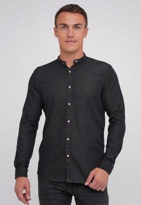 Рубашка FIGO 18270 черный