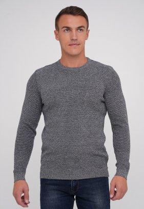 Свитер Trend Collection 0518 Темно-серый (V09)