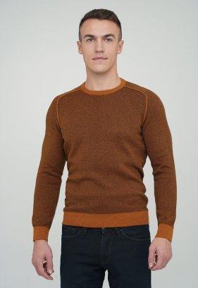 Свитер Trend Collection 191422 Горчичный