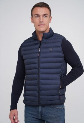 Жилетка куртка MCL 31188 синий (LACIVERT)