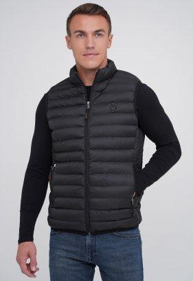 Жилетка куртка MCL 31188 черный (SIYAH)