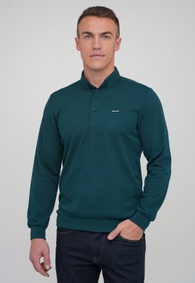 Джемпер Miami vice 1702 зеленый (YESIL)