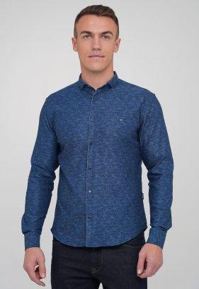 Рубашка Trend Collection 10749 Синий (V02)