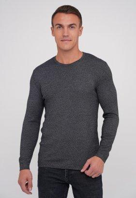 Свитер Trend Collection 0516 серый меланж (V02)