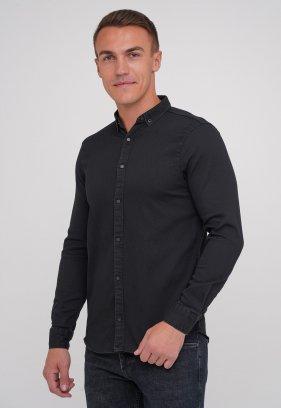 Рубашка FIGO 18126 черный