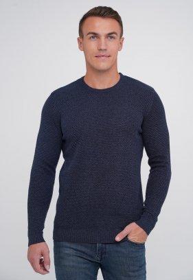 Свитер Trend Collection 0518 Темно-синий (V03)