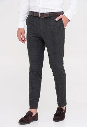 Брюки Trend Collection 1025 Темно-серый (№1)