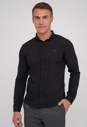 Рубашка Trend Collection 10766 Черный (V06)