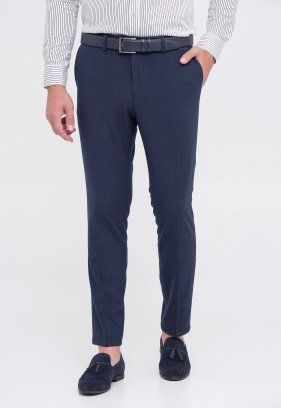 Брюки Trend Collection 1024 Темно-синий (№2)