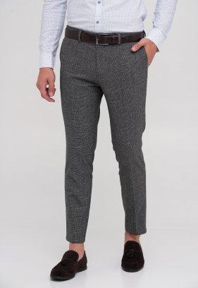 Брюки Trend Collection 1025 светло-серый (№2)