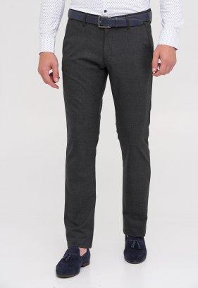 Брюки Trend Collection 3929 Темно-серый (BLACK DARK GREY)