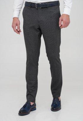 Брюки Trend Collection 1058 серо-синий №1