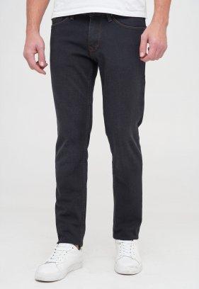 Джинсы Trend Collection 4016 черный (SIYAH) флис